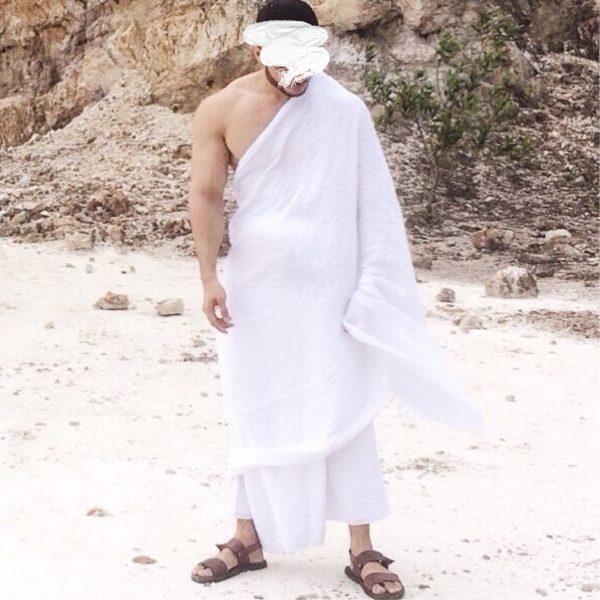 Ихрам для Хаджа и Умры